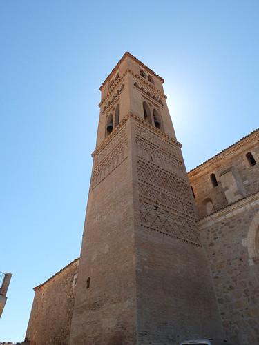 Iglesia de Nuestra Señora del Castillo - Torre