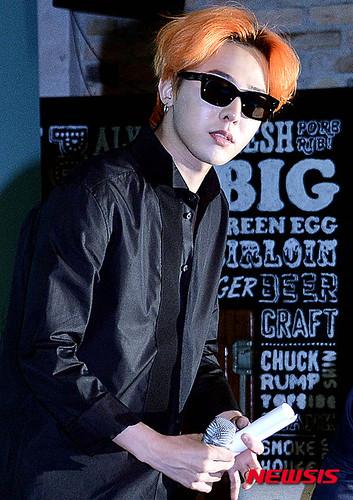 G-Dragon - Airbnb x G-Dragon - 20aug2015 - Newsis - 13