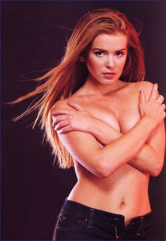 Isla fisher breasts