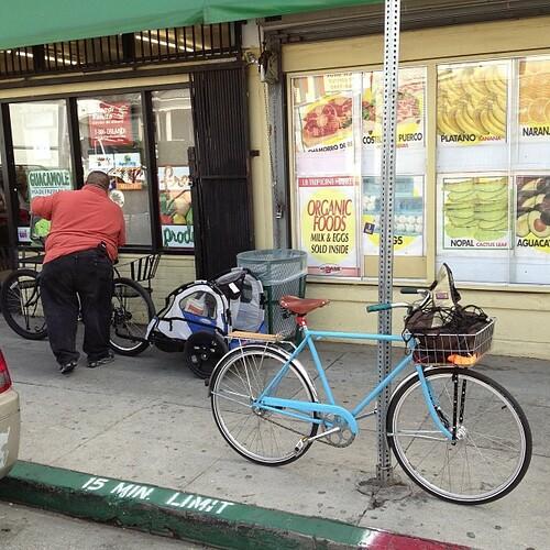 NELA cycle chic. #bikela