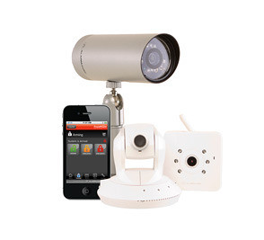 FrontPoint Security Cameras