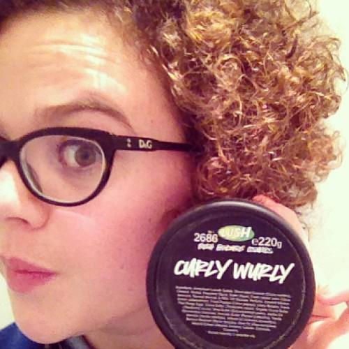 Binnenkort op de blog: iets voor people like me! #curlywurly