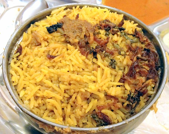 Hyderabad Dum Biryani Mutton