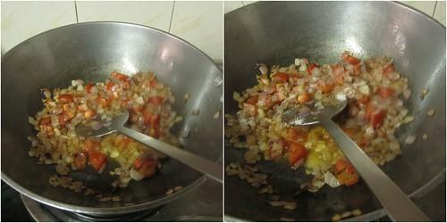 Bhende Phanna Upkari - Chilli Okra-step1