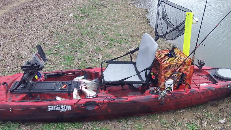 Toto Plywood Kayak