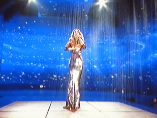 Chine-Celine Dion et Song Zhu Ying (16)