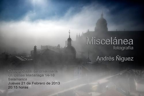 Miscelánea by Andrés Ñíguez