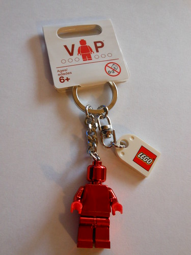 Key Chain Close Up