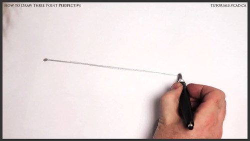 learn how to draw three point perspective 001