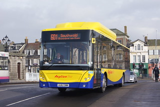 Anglianbus in Great Yarmouth (c) David Bell