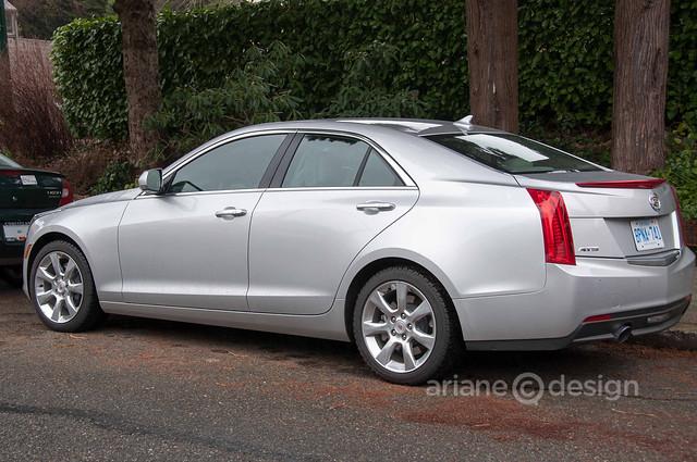 Cadillac ATS-1