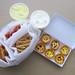 Taiwan Street Snacks, Portuguese Egg Tarts and Bubble Tea by crystarlia