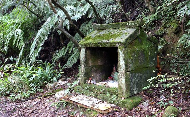 石砌土地公廟