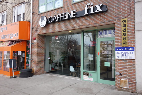 Caffeine Fix | 41st Ave | Flushing