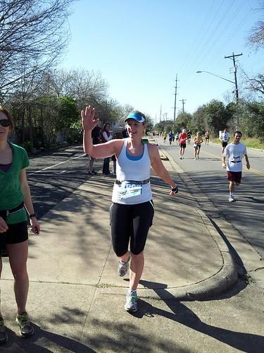 Marathon Mile 17