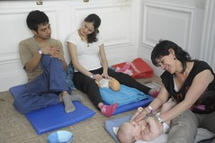 La Salud en Nuestras Manos - Programa Primera Infancia y Crianza