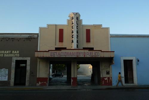Ex-Cine Alcázar - Merida, Yucatan, Mexico