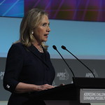 APEC leader interaction: The Honorable Hillary Rodham Clinton, Secretary of State of the United States of America