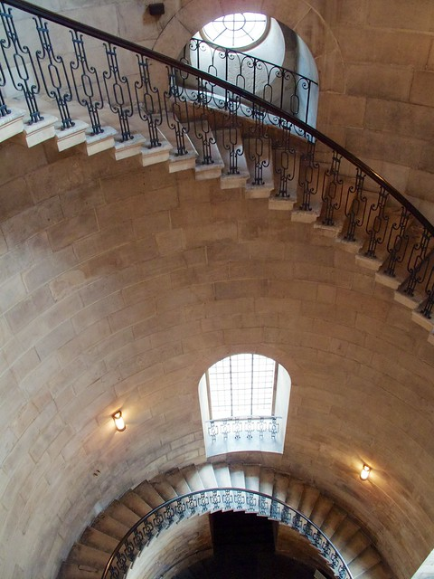 The Geometric Staircase