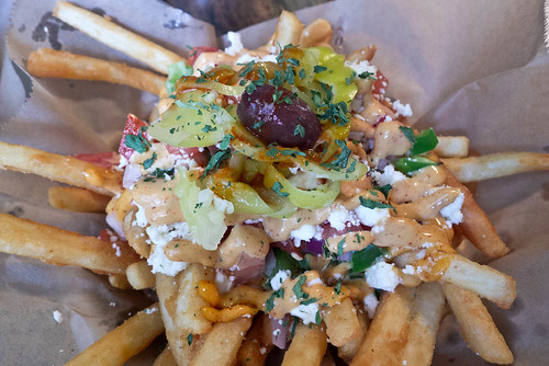 street fries from Spitz