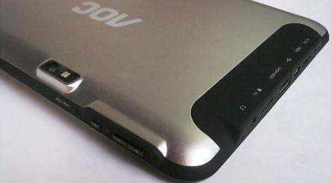Tablet AOC Breeze G9 modelo MW0922