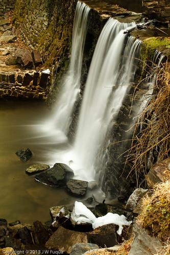 nature landscape waterfall pennsylvania buckscounty solebury cuttalossa cuttalossafalls jwfuquaphotography jerrywfuqua