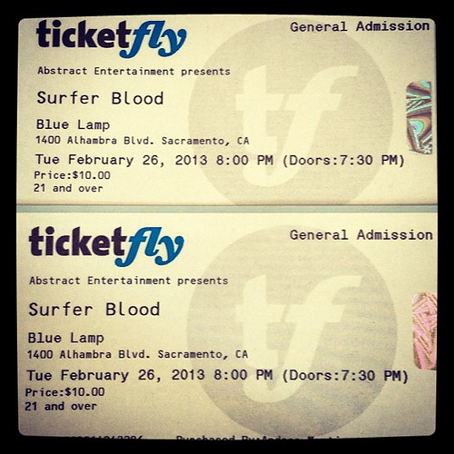 Was too sick to use these last night. #boohiss #fuckyounorovirus #surferblood by Big Gay Dragon