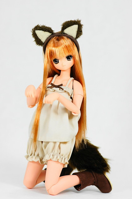 HIMENO Wolf girl