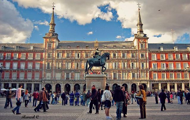 Madrid, Spring 2010