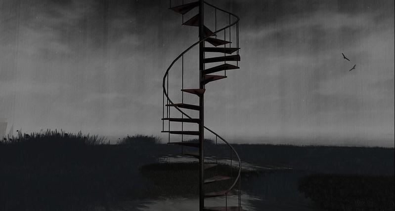 2304 Rain - Stairway to Heaven