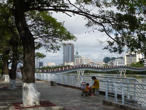 Hainan 13-Sanya-Ville (4)