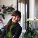 Lara e le sue Phalaenopsis