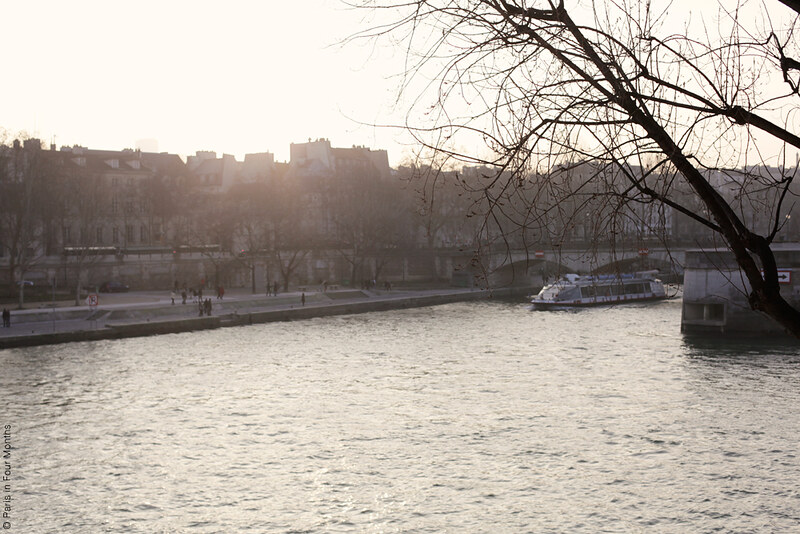 Beautiful sunday in Paris by Carin Olsson (Paris in Four Months)