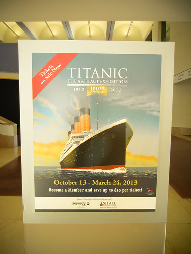 P52: Week 9 - Titanic Exhibit