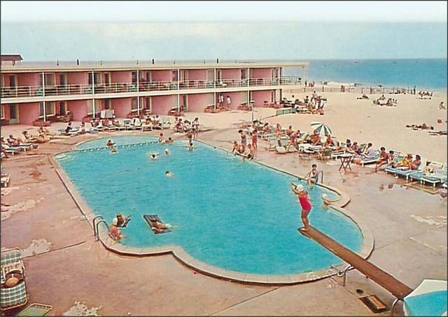 beacon manor motel point pleasant beach nj flickr. Black Bedroom Furniture Sets. Home Design Ideas