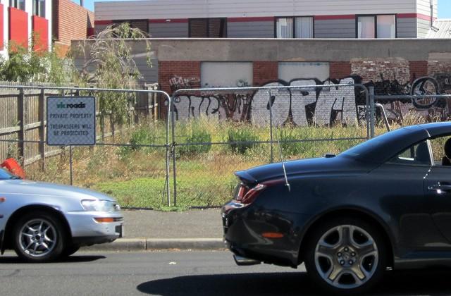 Vicroads land, Ballarat Road, Footscray
