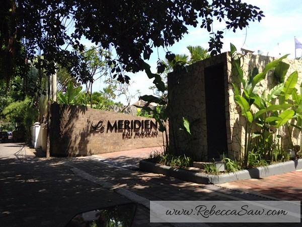 Le Meridien Bali Jimbaran - rebeccasaw-057