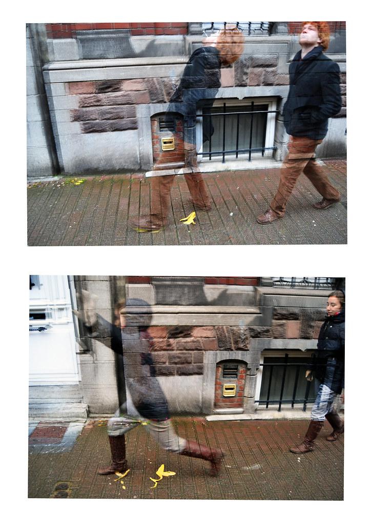 Bananafahren in Bruxelles