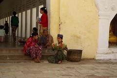 Bagan, Fruit & Vegetables Market