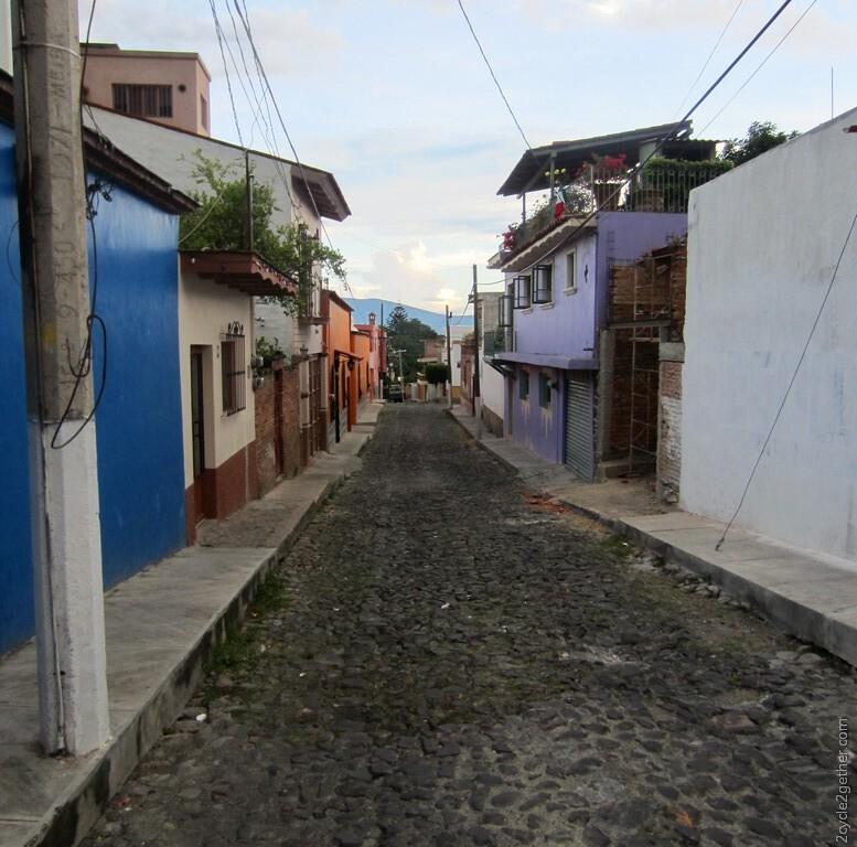 Ajijic Street Scene