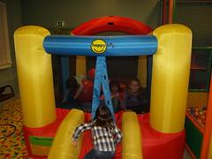 Zona Kids, recentment inaugurada al Restaurant El Morter.