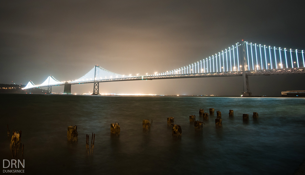 Bay Bridge LED Lights.