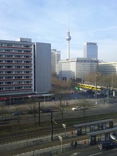 Alexanderplatz addio
