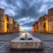 Salk Institute by Justin in SD