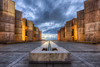 Salk Institute by Justin in SD