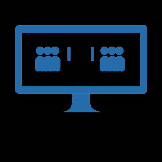 Video conferencing vector 3 | Explore gw225's photos on ...