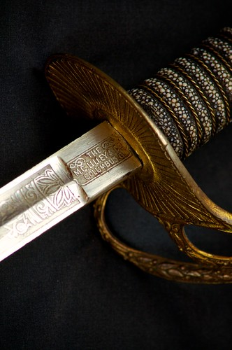 Knife Collection: M.C. Lilley Sword Hilt