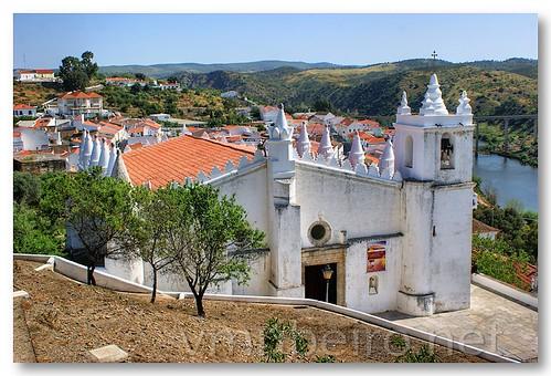 Igreja Matriz de Mértola by VRfoto
