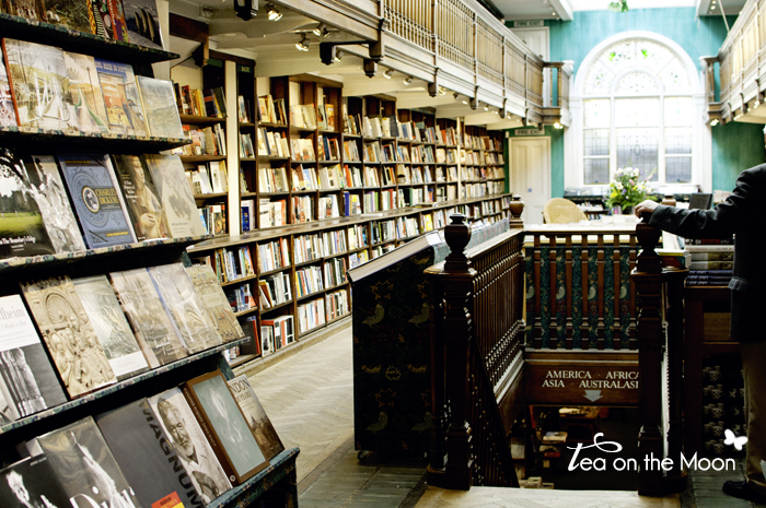 Daunt books London 01