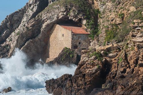 La Ermita de Santa Justa en Ubiarco